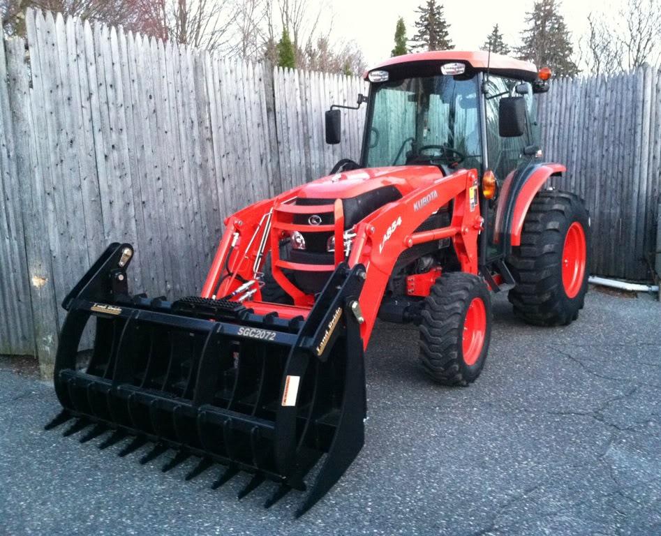 Advance Tractor Services Advance Tractor Services